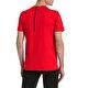 Puma FERRARİ BİG SHİELD TEE Kırmızı Erkek T-Shirt