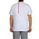 Puma FERRARİ BİG SHİELD TEE Beyaz Erkek T-Shirt