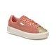 Puma SUEDE PLATFORM GLAM Altın Kadın Sneaker Ayakkabı