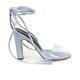 Butigo AFRO 68Z Açık Mavi Kadın Sandalet