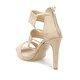 Butigo BONA12Y TEN Kadın Sandalet