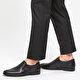 Polaris 5 Nokta 91.100595.M Siyah Erkek Klasik Ayakkabı