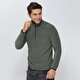 Exuma 281201ARM Koyu Yeşil Erkek Sweatshirt
