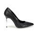 Butigo 19S-429 Siyah Kadın Gova Ayakkabı