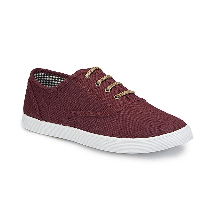 Polaris 81.355070.M Bordo Erkek Sneaker Ayakkabı