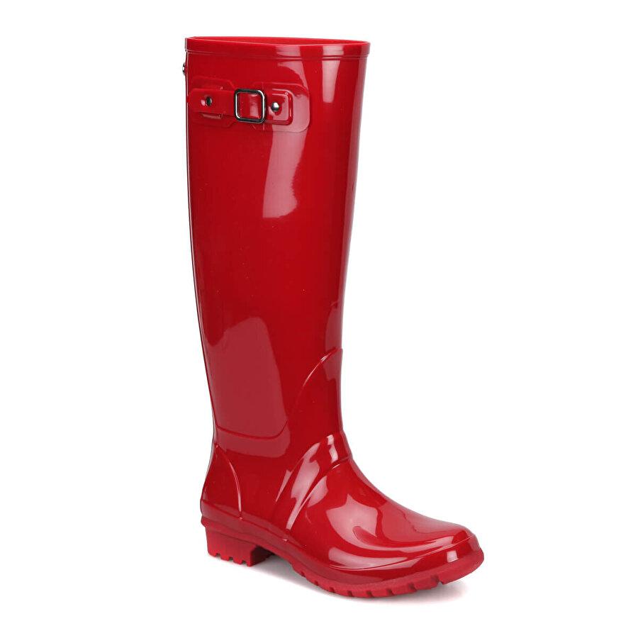 Igor GLOW Kırmızı Kadın Yağmur Çizmesi