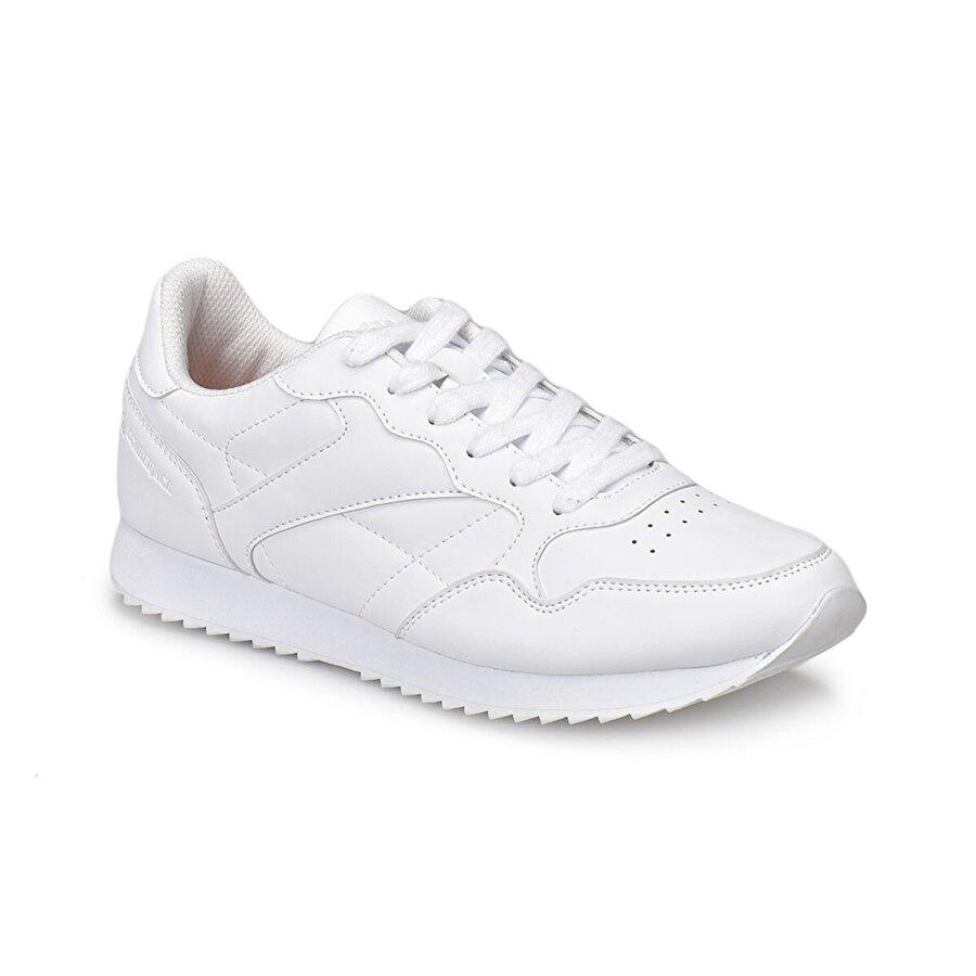 Lumberjack RAFAEL Beyaz Erkek Sneaker Ayakkabı