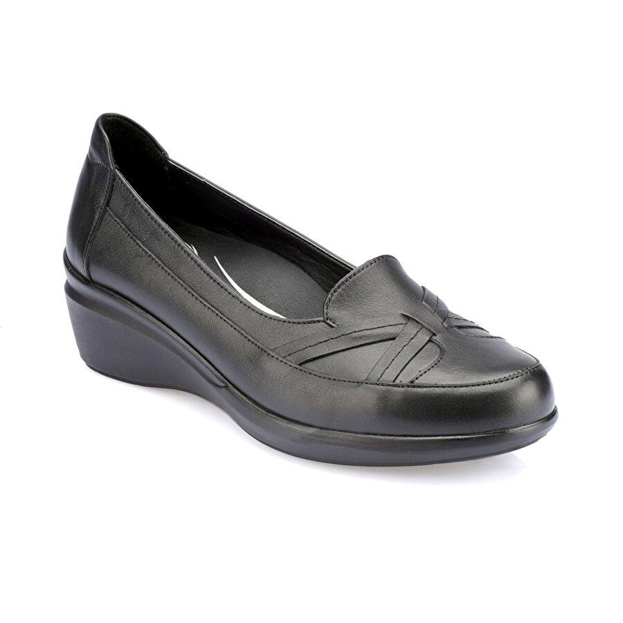 Polaris 5 Nokta 82.100135.Z Siyah Kadın Ayakkabı