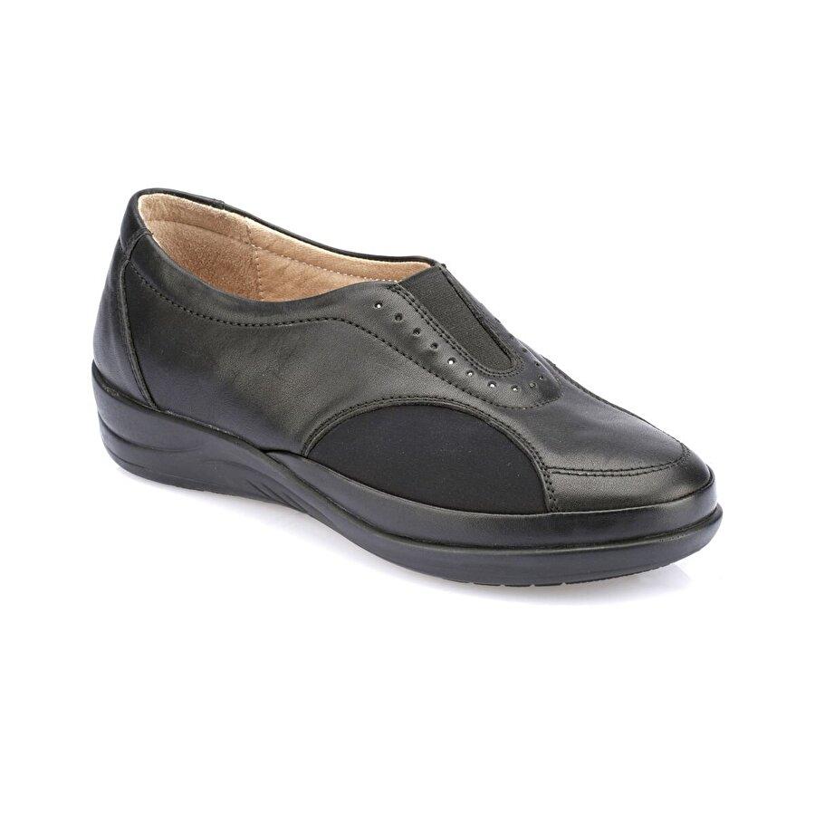 Polaris 5 Nokta 82.100146.Z Siyah Kadın Ayakkabı