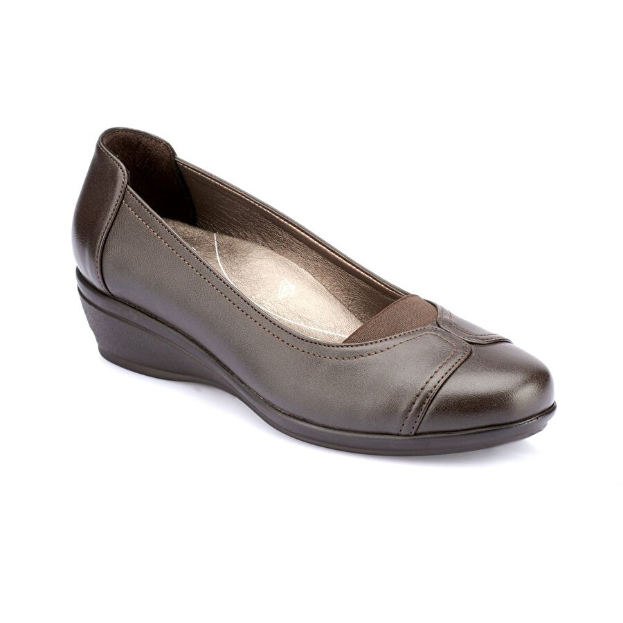 Polaris 5 Nokta 82.100113.Z Kahverengi Kadın Ayakkabı