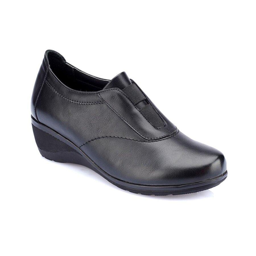 Polaris 82.150082.Z Siyah Kadın Ayakkabı