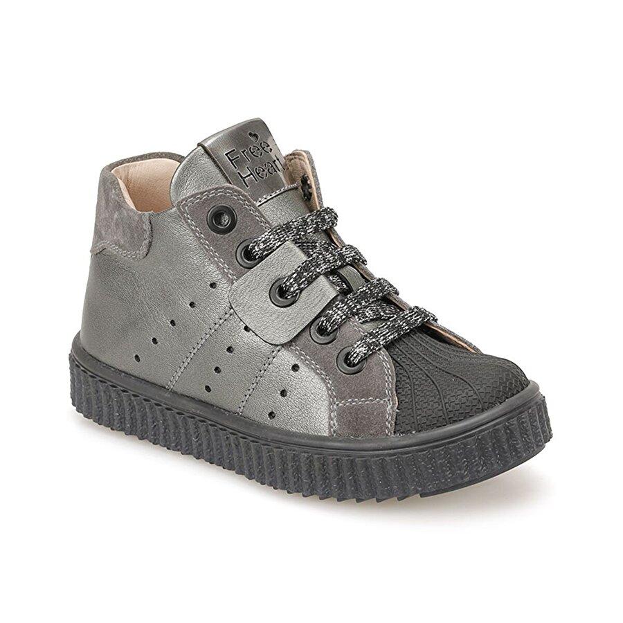 Polaris 82.510978.P Gri Kız Çocuk Sneaker Ayakkabı