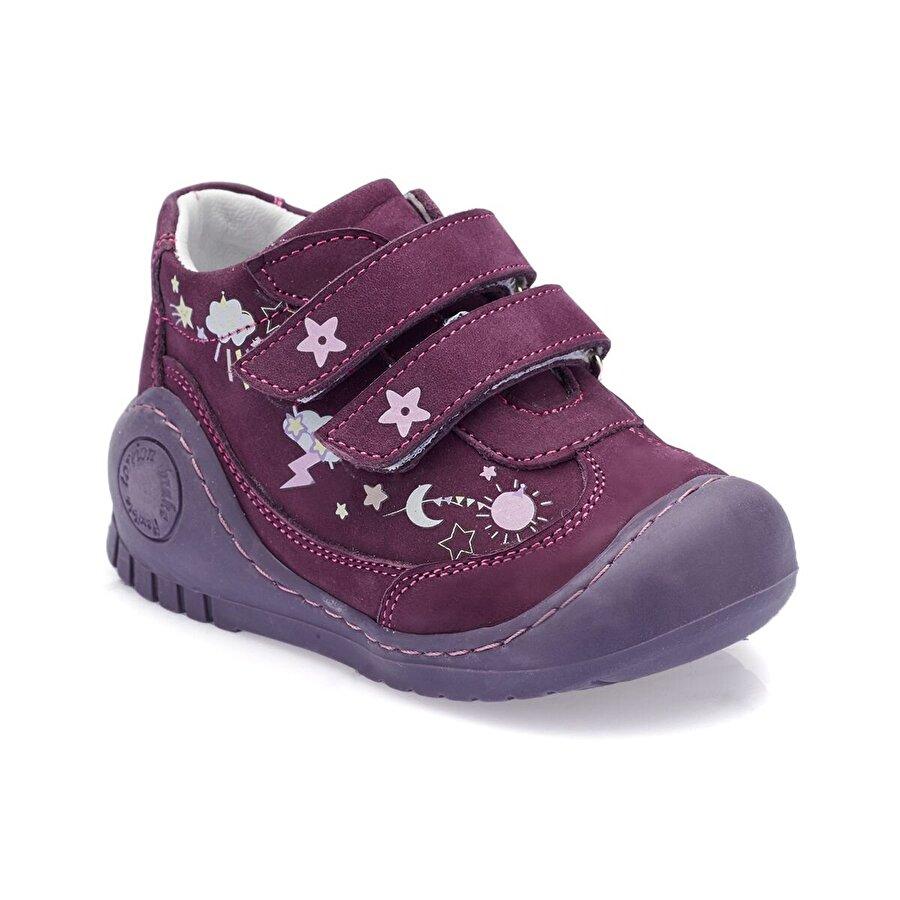 Polaris 82.510992.B Mor Kız Çocuk Ayakkabı