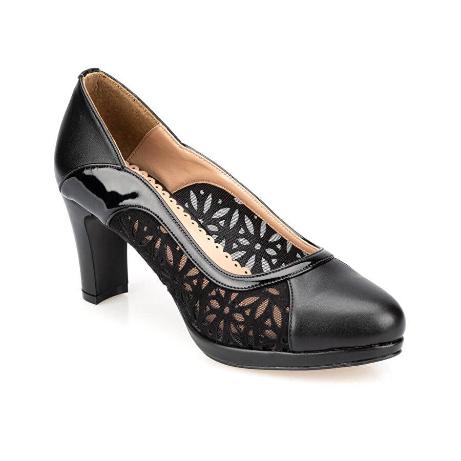 Polaris 91.313145.Z Siyah Kadın Ayakkabı