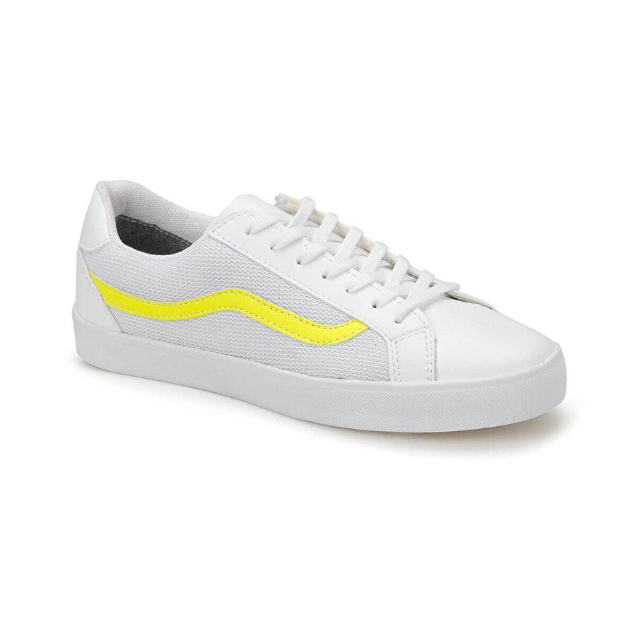 Art Bella CS19043 Sarı Kadın Sneaker Ayakkabı