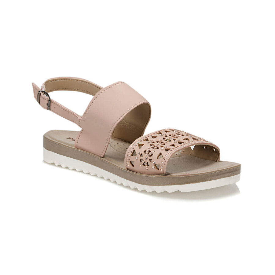 Polaris 91.313638.Z Pudra Kadın Sandalet