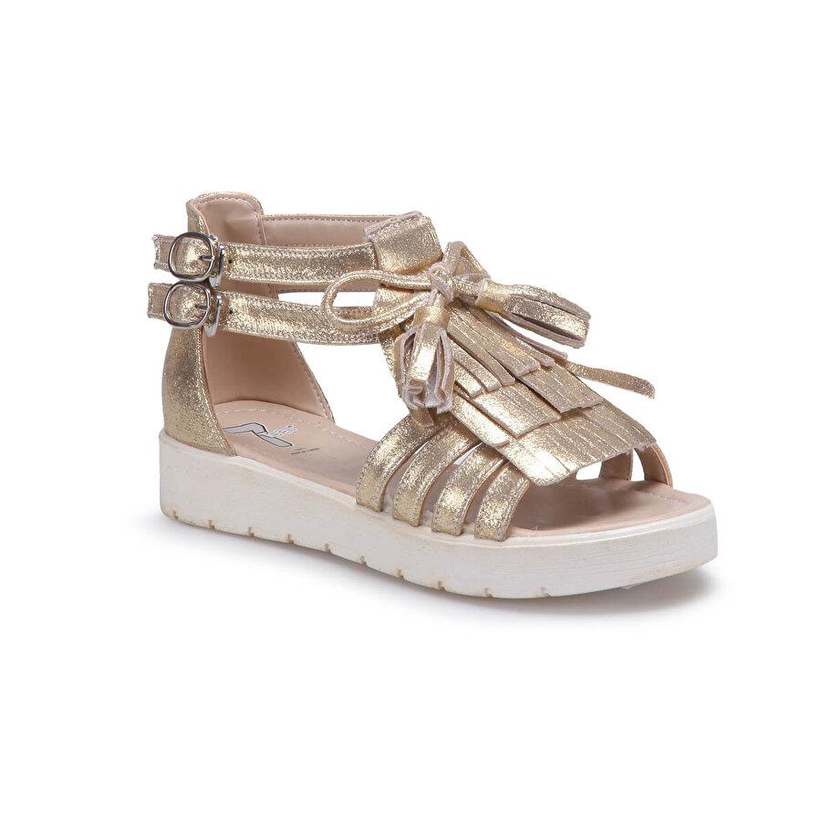 Seventeen SVS140 Altın Kız Çocuk Sandalet