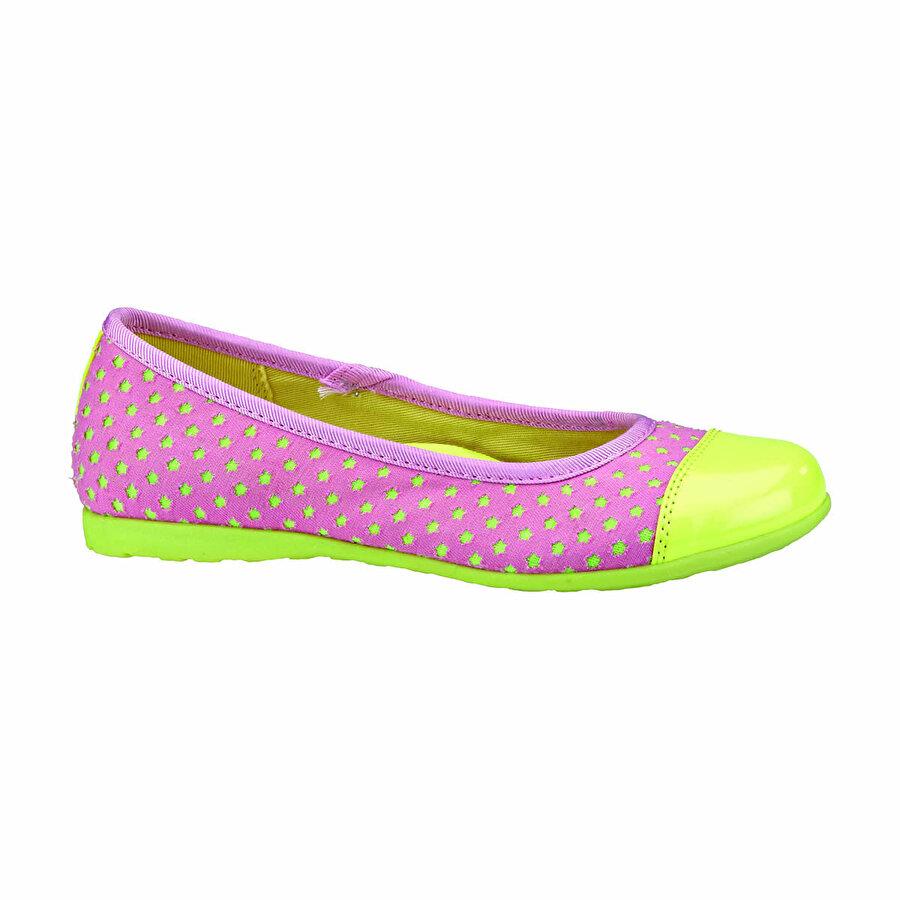 Pink Step GENNA Pembe Kız Çocuk Babet