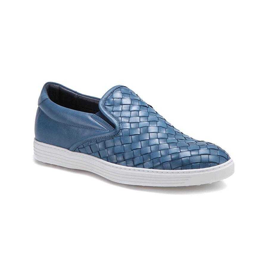 Glif 9846 M 2251 Mavi Erkek Casual Ayakkabı