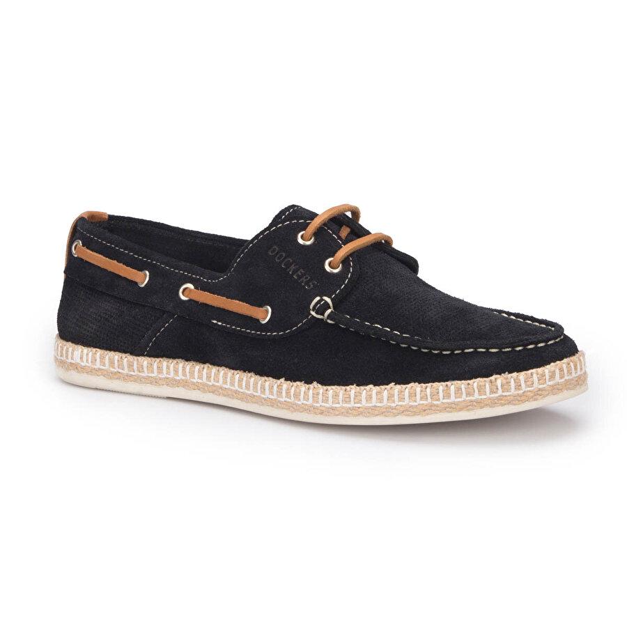 Dockers by Gerli 222142 Lacivert Erkek Marin Ayakkabı