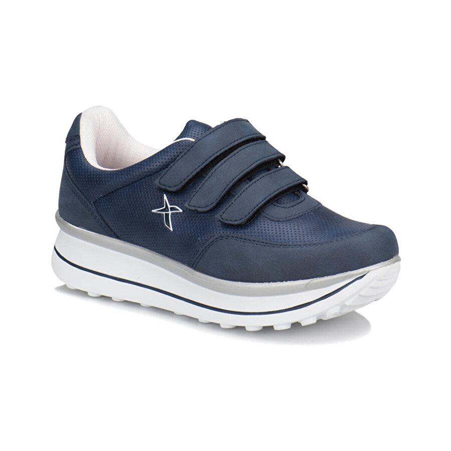 Kinetix PAULET Lacivert Kadın Sneaker Ayakkabı