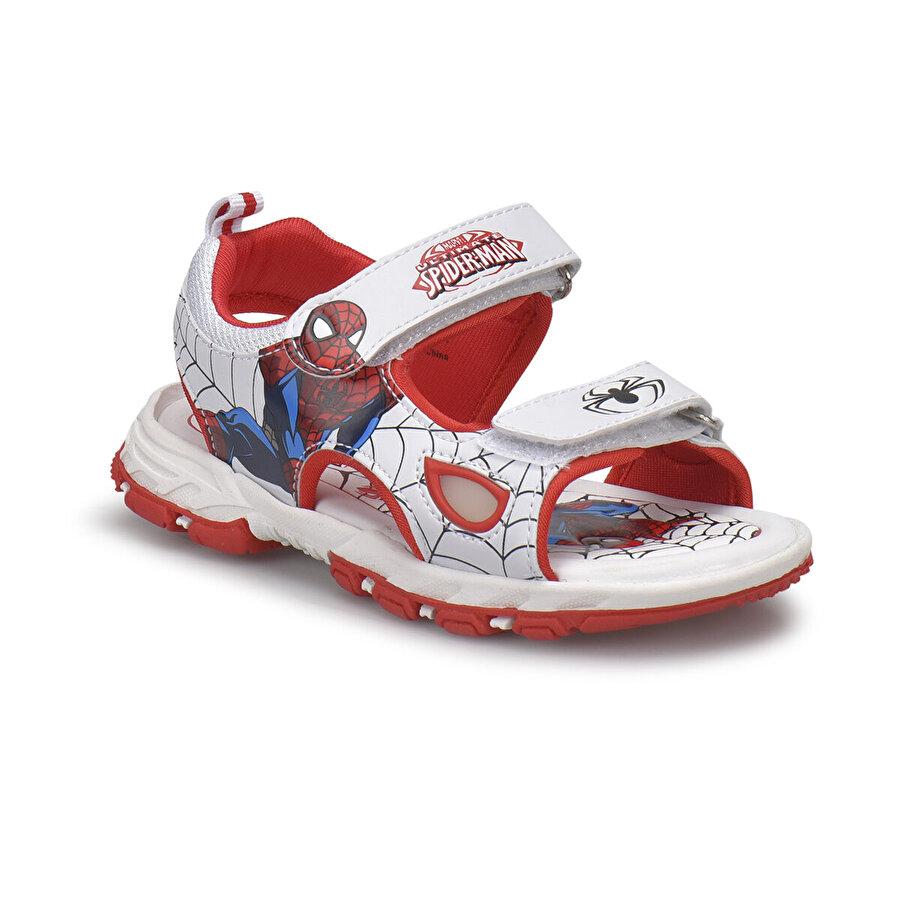 Spiderman KONY Beyaz Erkek Çocuk Sandalet