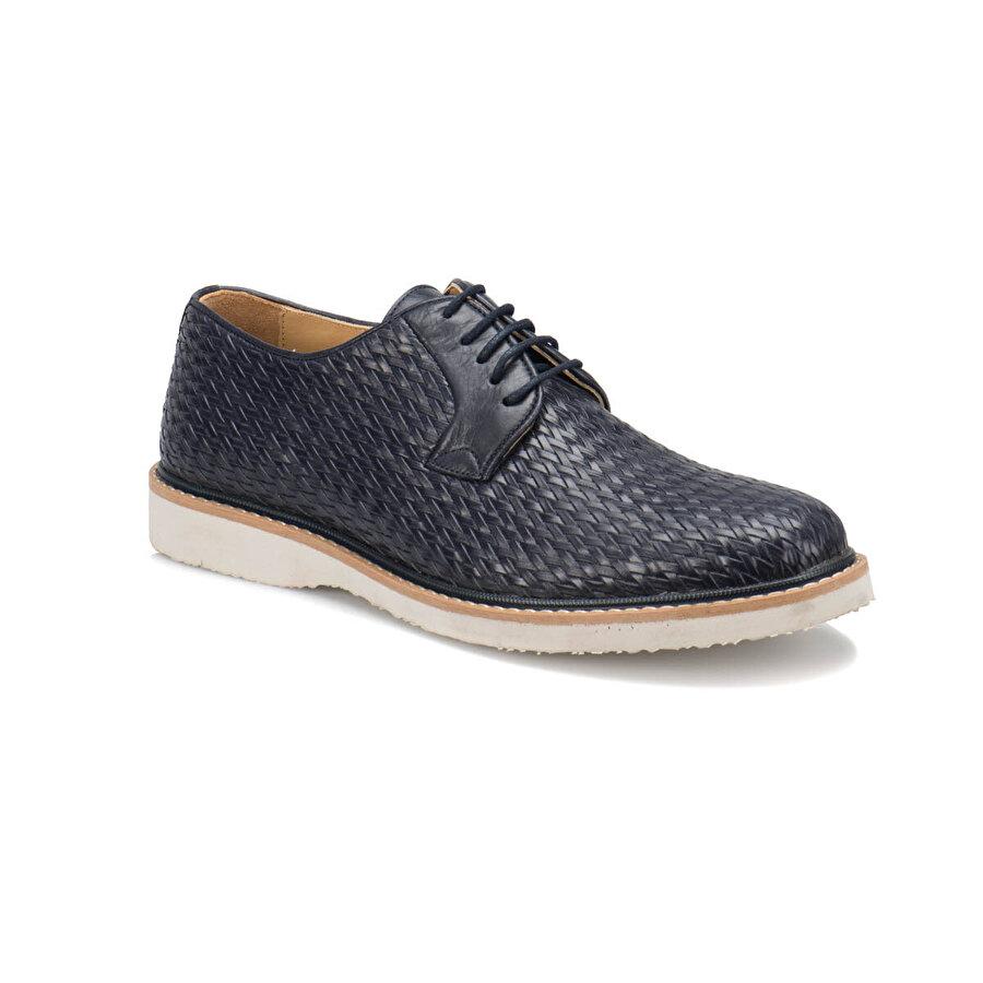 JJ-Stiller 7416-1 M 1506 Lacivert Erkek Klasik Ayakkabı