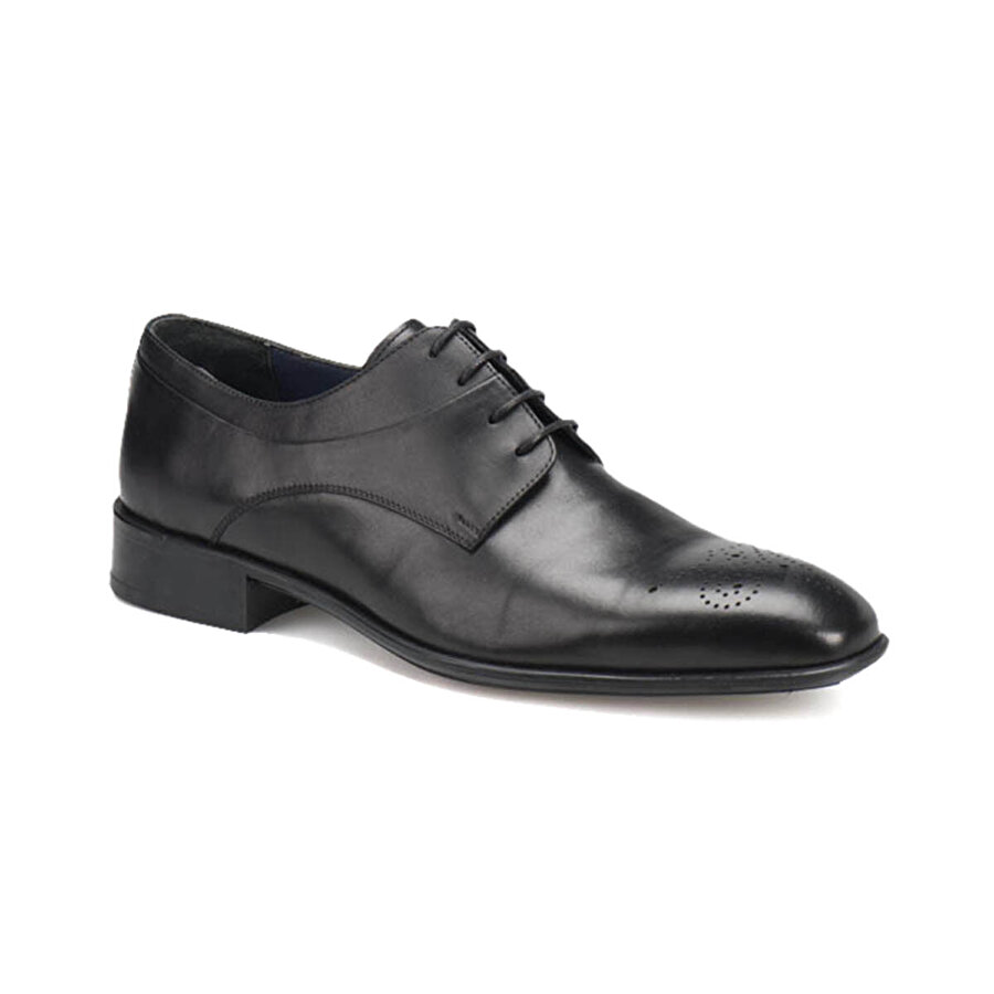 Garamond 2423-2 M 1559 Siyah Erkek Klasik Ayakkabı