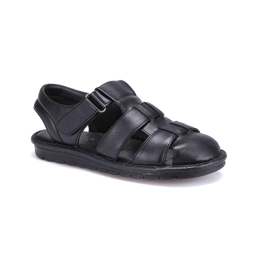 Flexall 103 M 1626 Siyah Erkek Klasik Ayakkabı