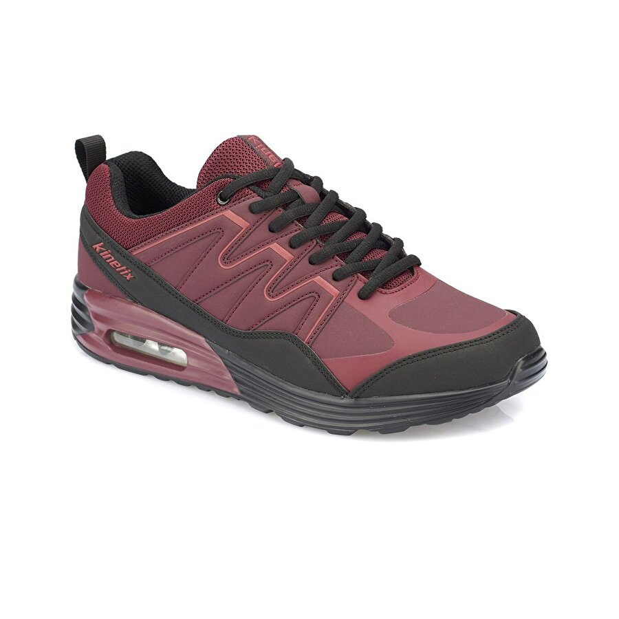 Kinetix ARBOR Bordo Erkek Sneaker Ayakkabı