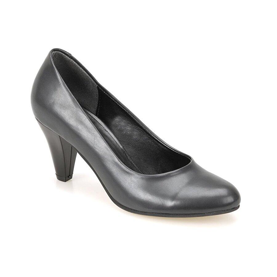 polaris 72.308052.Z Siyah Kadın Topuklu Ayakkabı