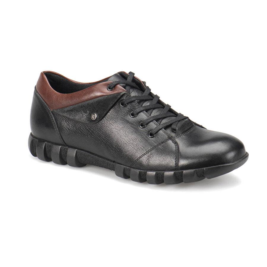 Oxide 704 Siyah Erkek Casual Ayakkabı