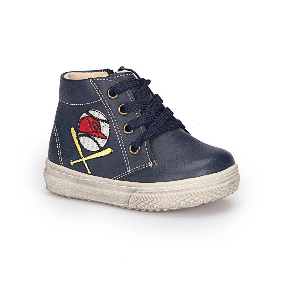 Polaris 72.509564.B Lacivert Erkek Çocuk Sneaker Ayakkabı