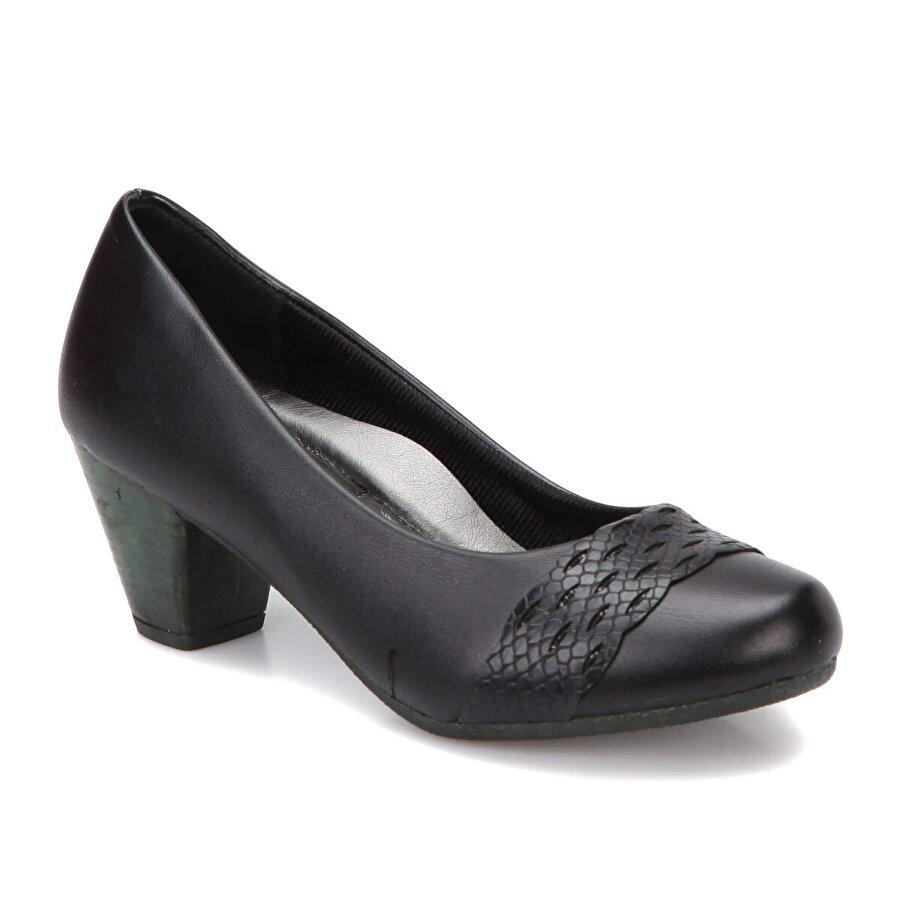 polaris 72.158109.Z Siyah Kadın Gova Ayakkabı