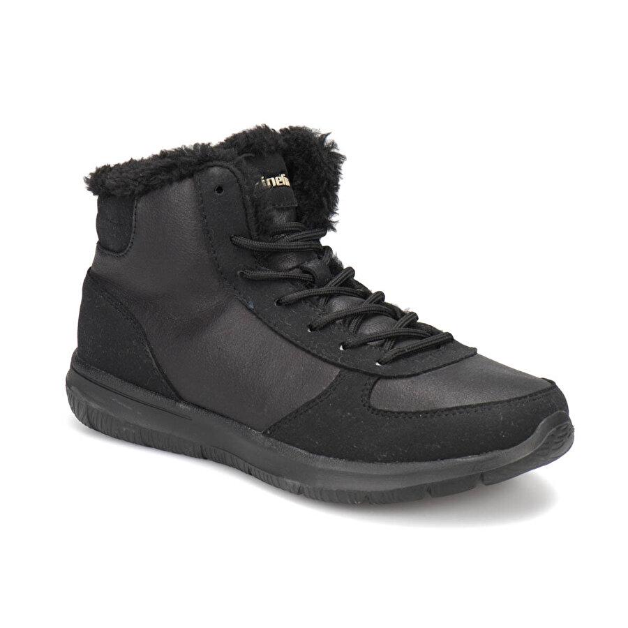Kinetix DENA PU Siyah Kadın Sneaker Hi