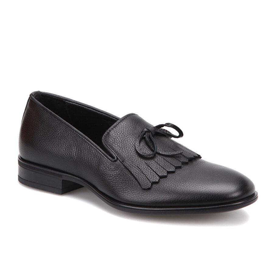 Mirage 9254 Siyah Erkek Modern Ayakkabı