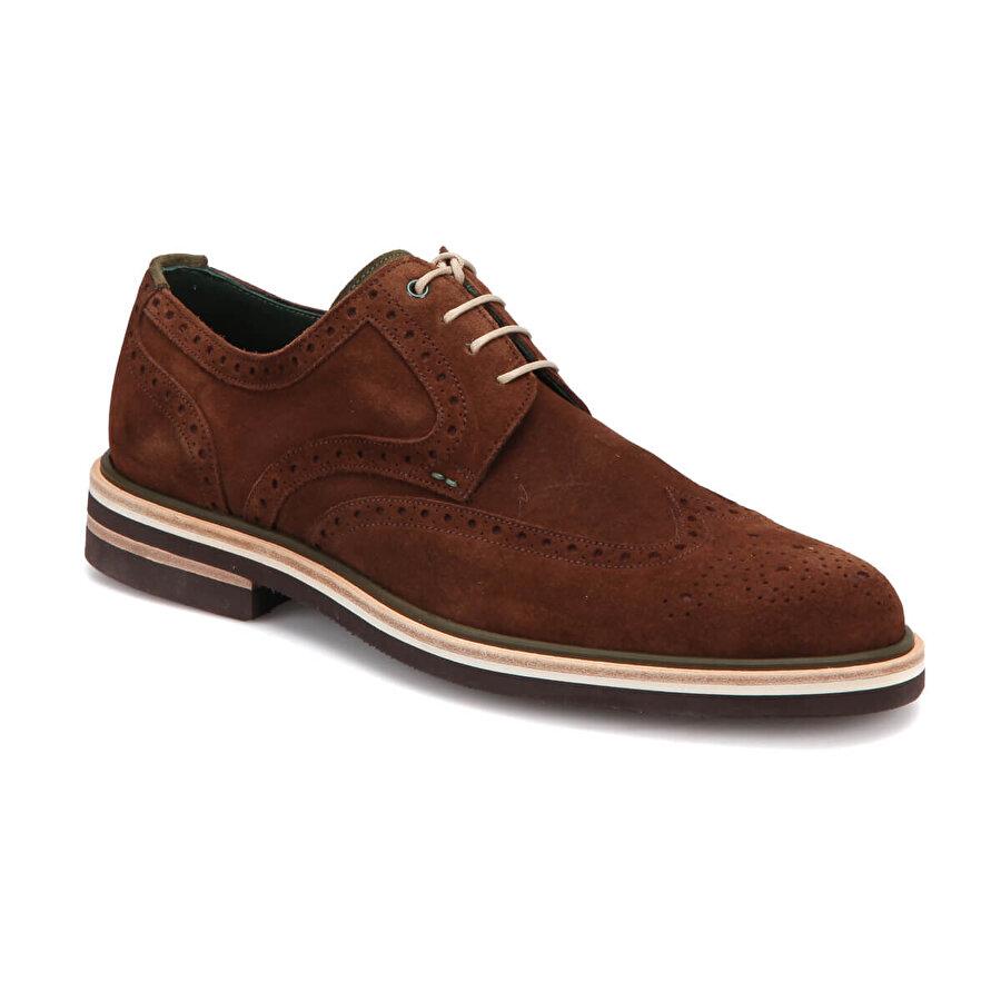 Roberto Ley 15443 Kahverengi Erkek Modern Ayakkabı
