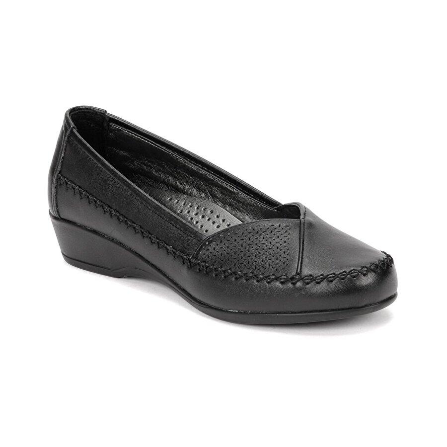 Polaris 81.157280.Z Siyah Kadın Klasik Ayakkabı