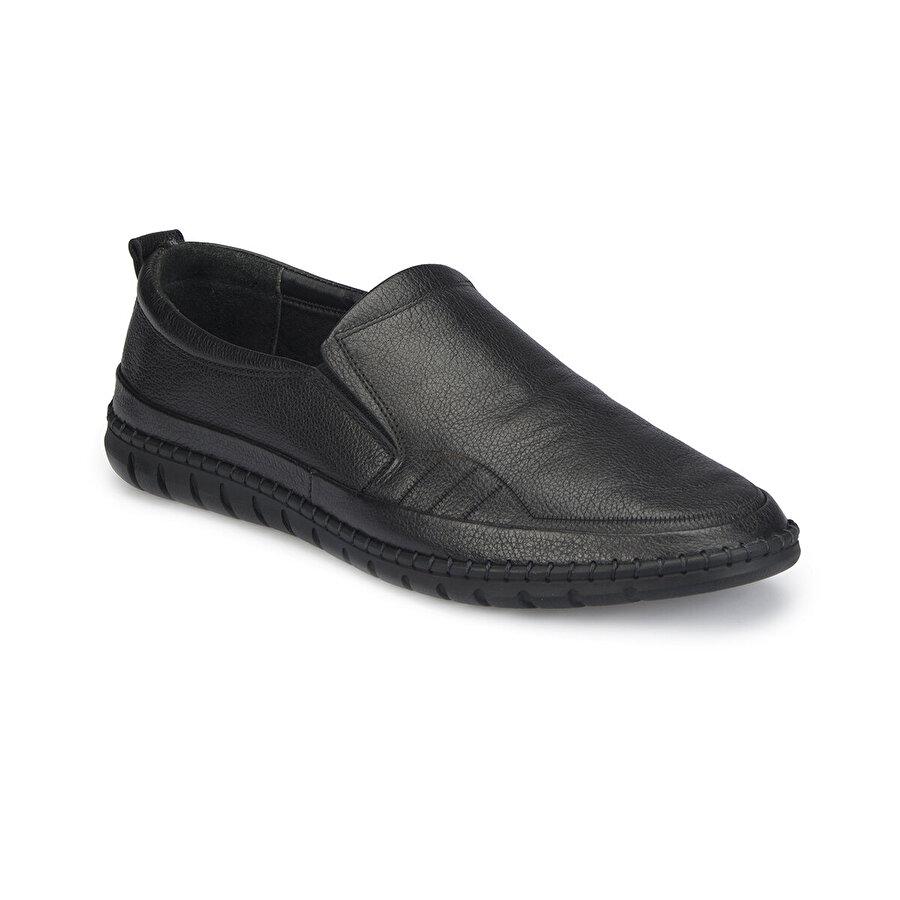 Polaris 5 Nokta 81.110478.M Siyah Erkek Comfort Ayakkabı