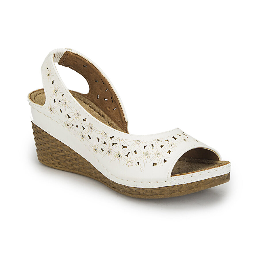 Polaris 81.157342.Z Beyaz Kadın Basic Comfort