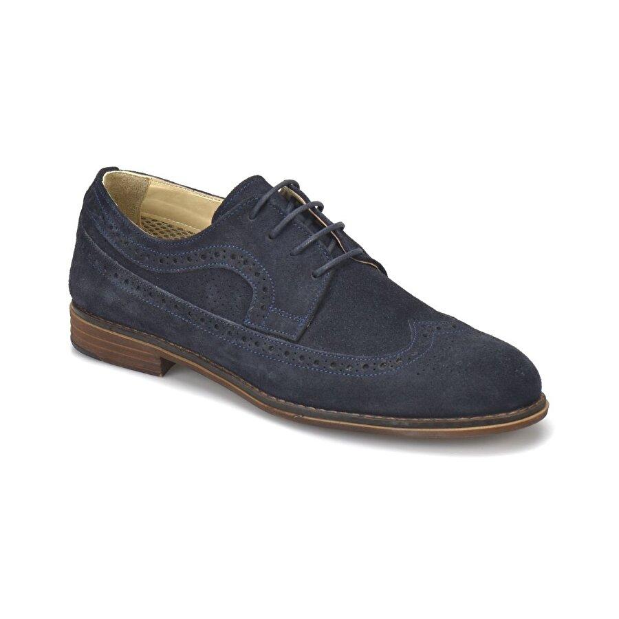 Mercedes ERIC Lacivert Erkek Klasik Ayakkabı