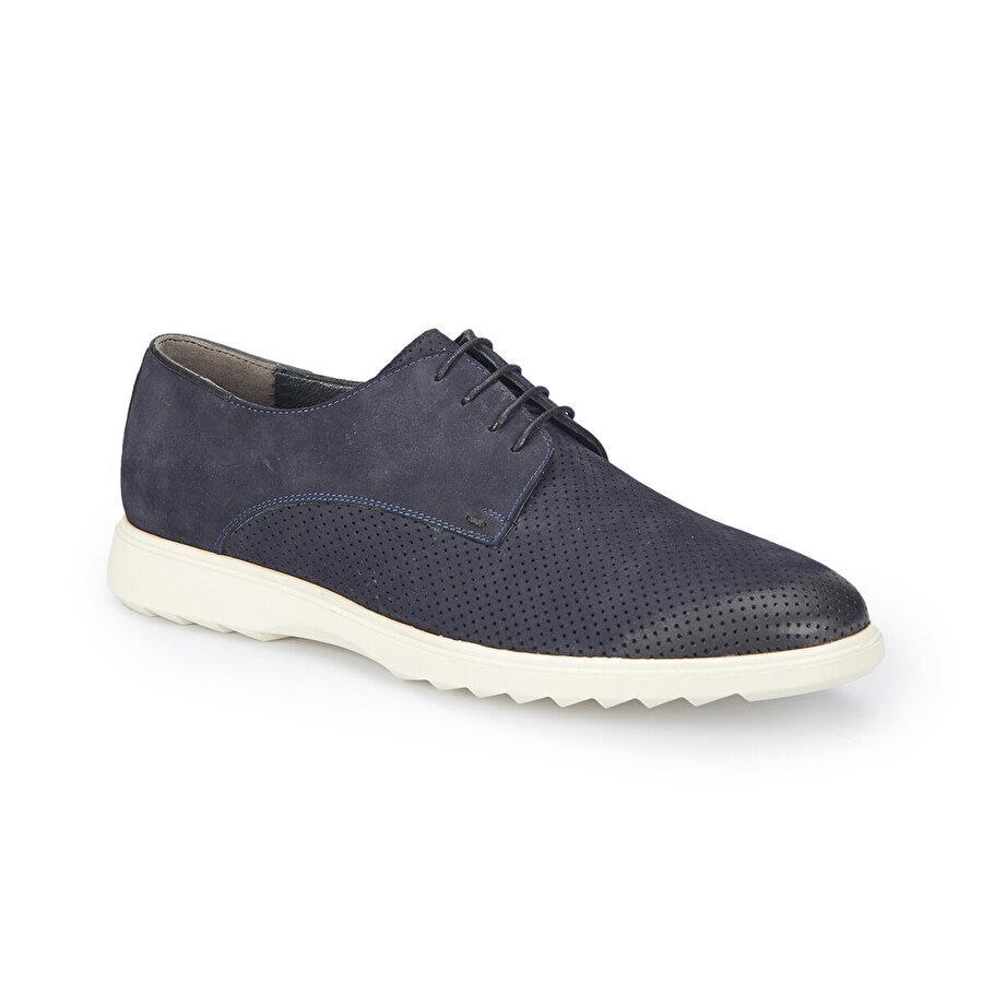 Mercedes RONAN Lacivert Erkek Klasik Ayakkabı