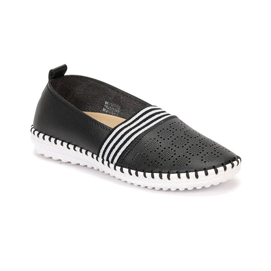 Polaris 81.158753.Z Siyah Kadın Klasik Ayakkabı