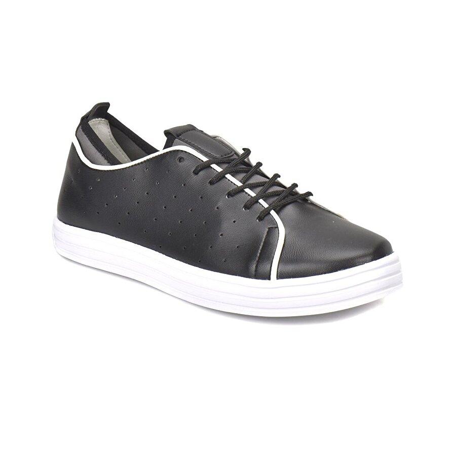 Art Bella CS18030 Siyah Kadın Sneaker Ayakkabı