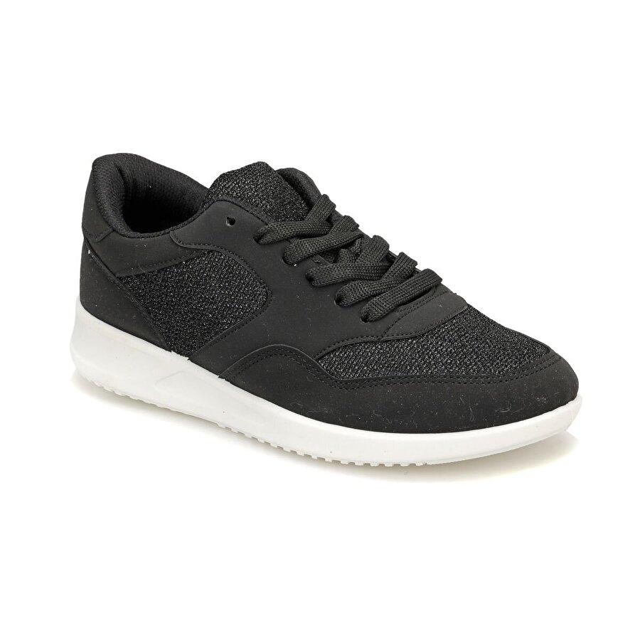 Polaris 81.311537SZ Siyah Kadın Spor Ayakkabı