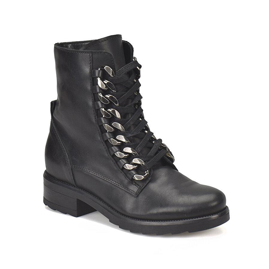Butigo R15240-BR733FLO1 Siyah Kadın Ayakkabı