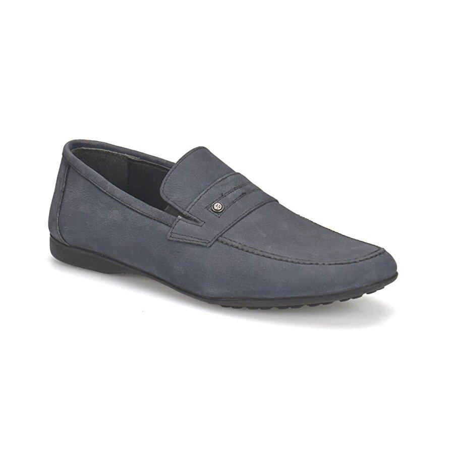 Garamond 2663 Lacivert Erkek Klasik Ayakkabı