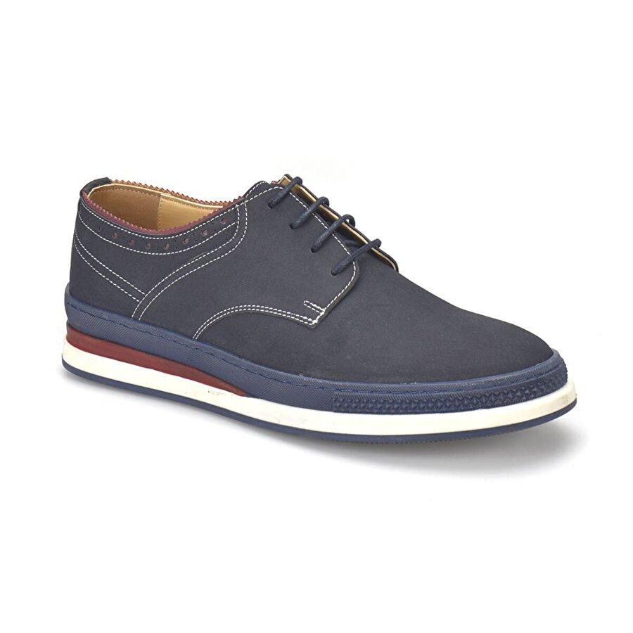 JJ-Stiller 81113-2 Lacivert Erkek Ayakkabı