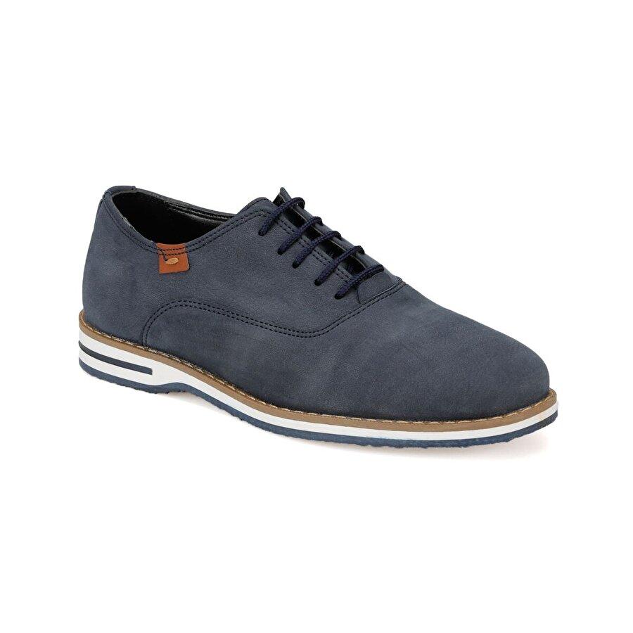JJ-Stiller 71118-1 Lacivert Erkek Ayakkabı