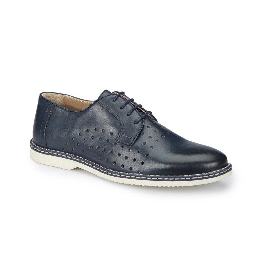 Mercedes RIONE Lacivert Erkek Klasik Ayakkabı